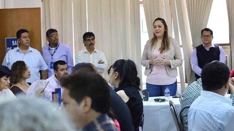 Capacitan al personal de Telecomm en la atención a beneficiarios de los programas de Bienestar