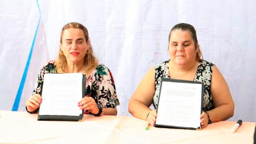 Firman convenio para impulsar inclusión laboral de personas con discapacidad visual en Zacatecas