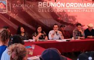 Refrenda Ulises Mejía compromiso de mejorar los servicios públicos en Comunidades