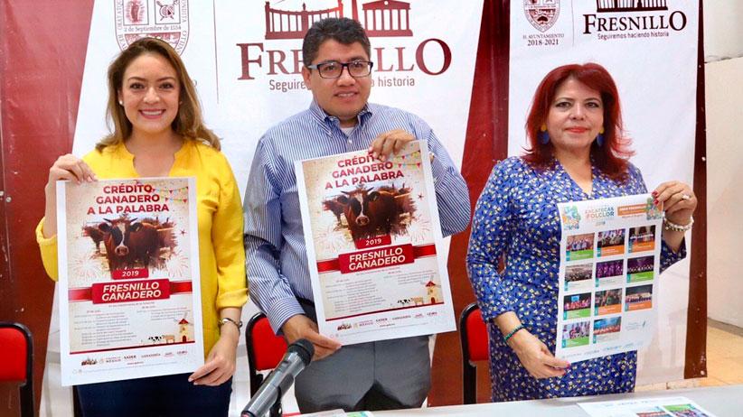 Trabajan en coordinación el Gobierno de México y el municipio de Fresnillo para celebrar la primera gran Expo Ganadera en El Mineral