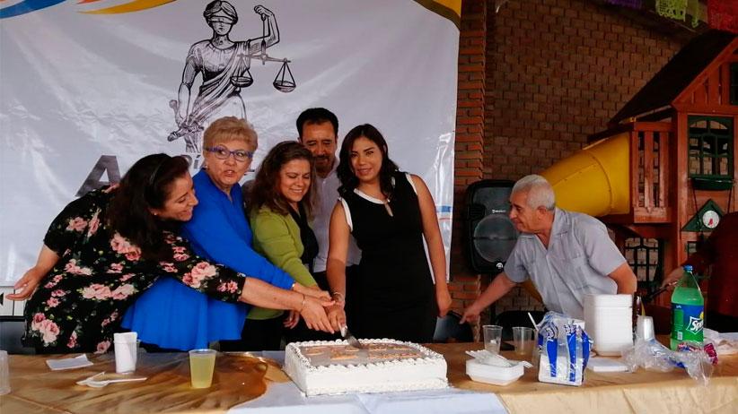 Miguel Torres celebra el día del abogado
