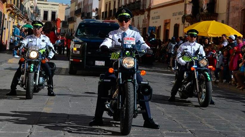 Alistan operativo de vialidad para desfile Inaugural del Festival del Folclor