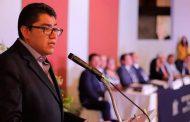 Participa Alcalde Saúl Monreal Ávila en ceremonia de graduación de la Prepa 3, de los sistemas escolarizado y semi-escolarizado