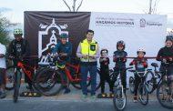 Inaugura Julio César Chávez primera Ciclovía en la historia de Guadalupe