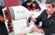 Atienden a más de 200 Guadalupenses en Campaña de Salud
