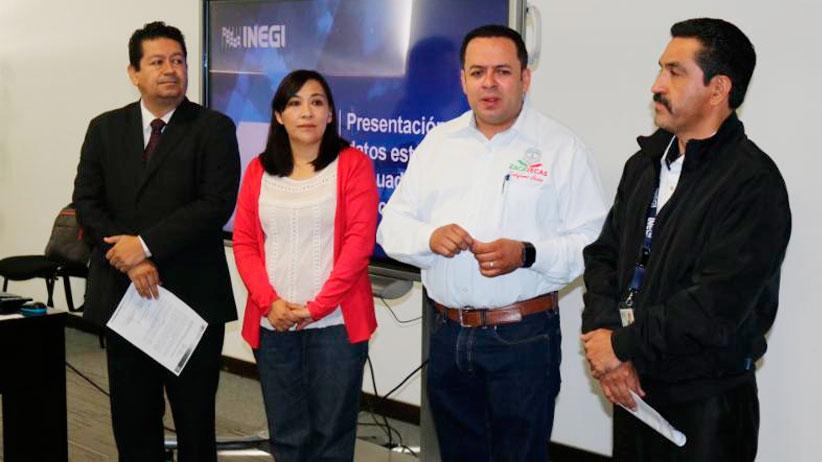 Participan funcionarios del Gobierno Estatal en curso para aprovechar mejor información del INEGI