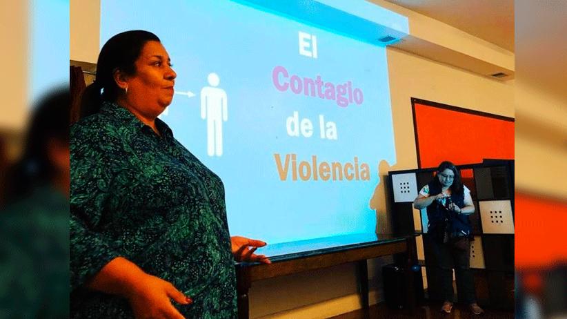 Visitan jóvenes zacatecanos organizaciones con modelos de prevención del delito