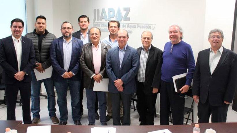 Consejo consultivo de JIAPAZ respalda Milpillas y ofrece gestión