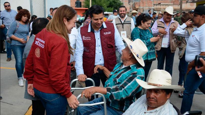 De programas federales  incrementa Guadalupe 40% su padrón de beneficiarios
