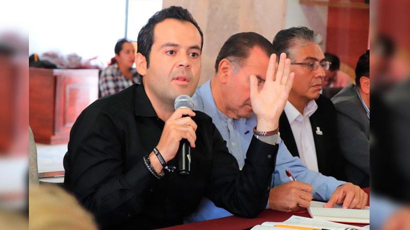 Anuncia Ulises Mejia creación de gerencia del Centro Histórico para su rescate