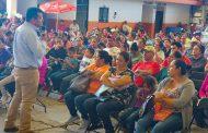 Realizan reunión informativa de Crédito Ganadero a la Palabra en Juan Aldama y Miguel Auza