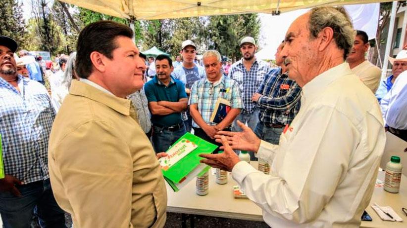 Impulsa Gobierno del Estado transición de químicos a biofertilizantes en campo zacatecano
