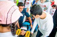 Invitan a participar en la semana de niños y niñas interactuando con la Protección Civil