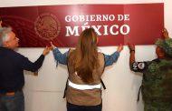 Inicia instalación de los centros integrales de Bienestar en Zacatecas