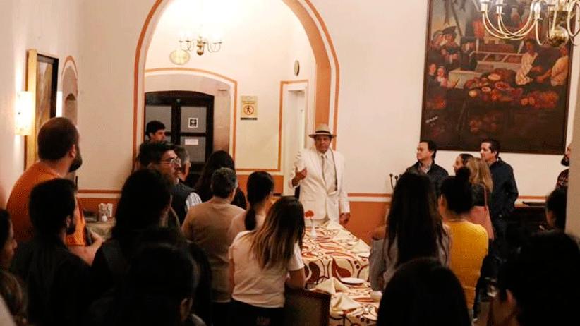 Incrementan SECTURZ y Hotel Mesón de Jobito oferta de productos turísticos del destino Zacatecas Deslumbrante