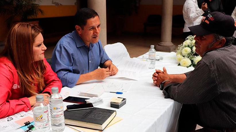 SEZAMI ofrece asesoría pública a habitantes de Villanueva