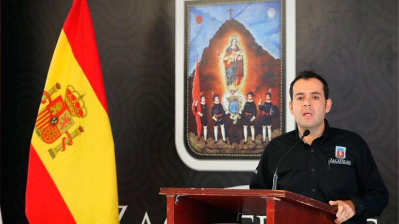 Presenta Ulises Mejía resultados tras hermanamiento con Orihuela,España