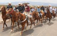 Foto galería: Tradicional cabalgata a nuestro Padre Jesús en Mazapil