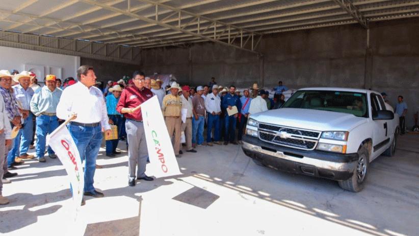Con 57 mdp se activa para Zacatecas Programa Emergente por la Sequía