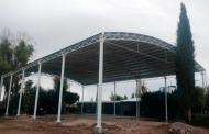 Invierte GODEZAC más 2.2 mdp en instalación de domos para escuelas de Fresnillo y Enrique Estrada