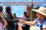 Video: El Voluntariado Para el Bienestar Familiar y el SM DIF realizó la entrega de pañales y despensas