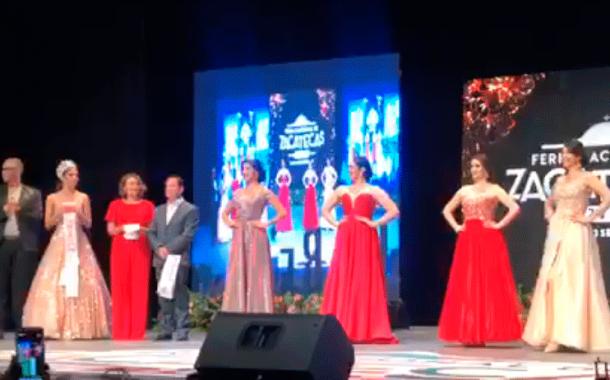 Vídeo: Elección Reina FENAZA 2019