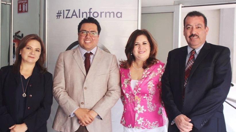 Envía IZAI proyecto de reforma de Ley de Transparencia a la Legislatura del Estado