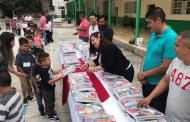 """""""Desde el inicio de esta administración, hemos impulsado la educación"""": Dora Jáuregui Estrada"""