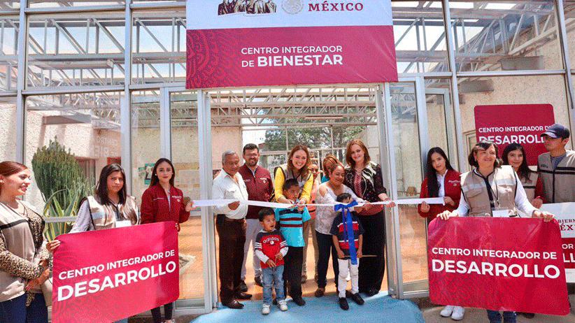 Abrimos Centros Integradores de Bienestar en Zacatecas y Concepción del Oro para acercarnos más a la población: Verónica Díaz