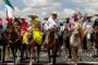 Gran Cabalgata de la Feria del Charro en Villanueva