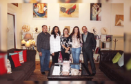 Inauguran muestra artesanal de cerámica Zacatecana en restaurante capitalino