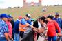 Se suman Cófrades de Bracho a brigadas voluntarias de limpieza con Ulises Mejía