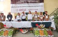 Entrega David Monreal semilla de avena forrajera a 1 mil 600 productores de ocho municipios