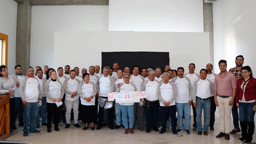 Capacita SECTUR a 600 taxistas para que se conviertan en promotores turísticos de Zacatecas Deslumbrante