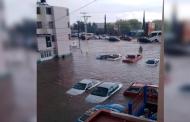 Ofrece Gobierno del Estado atención a Fresnillenses afectados por la lluvia