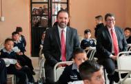 Con más de 1 mil 440 escuelas rehabilitadas, pone en marcha Gobernador Tello ciclo escolar 2019-2020