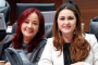 A solicitud de Geovanna Bañuelos, el Congreso pide declaratoria de Área Natural Protegida y Santuario del Águila Real para Monte Escobedo