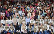 Se benefician 7 mil 431 guadalupenses  con becas Benito Juárez