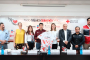 Presenta Julio César Chávez carrera con causa a favor de la Cruz Roja Mexicana
