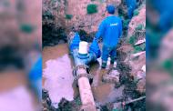 Paraliza falla eléctrica pozos de JIAPAZ y afecta suministro en colonias de Guadalupe