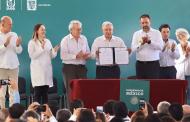 Se apoyará a Zacatecas para mejorar el sistema de salud, afirma el Presidente Andrés Manuel López Obrador