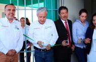 Inaugura Cozcyt tercer polo de inovación del Estado en Mazapil