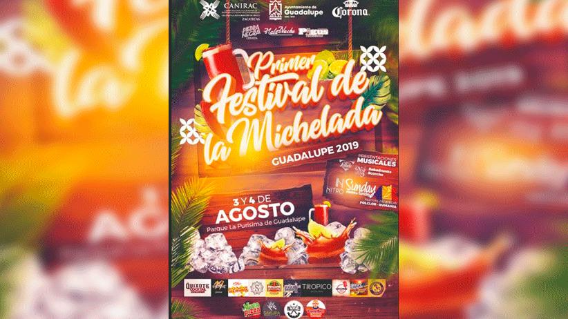 Invitan al Festival de la Michelada