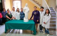 Realiza  Presidenta de SEDIF visita a escuela de restauración Refugio Reyes