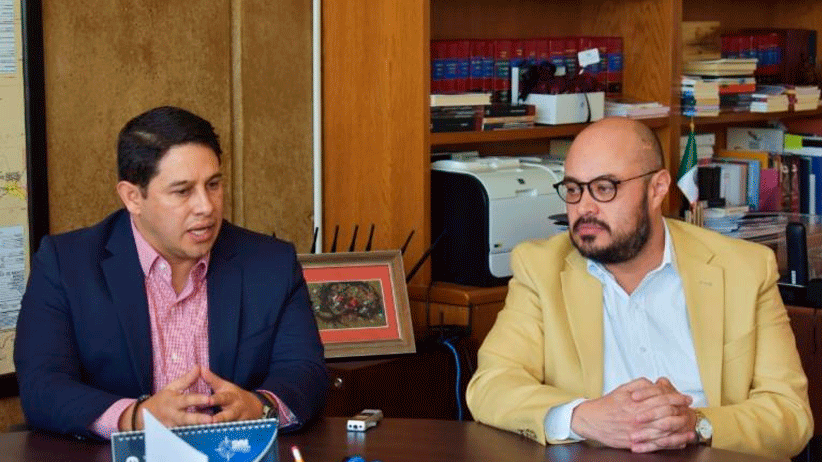 SEFIN transfiere a la FGJE unidad de inteligencia patrimonial y económica