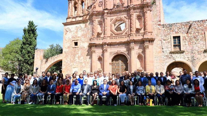 Se fortalece Gobierno de Ulises Mejía Haro en materia fiscal de la mano del Notariado Mexicano