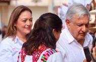 Excelentes resultados dejó la visita del Presidente Andrés Manuel López Obrador a Zacatecas: Verónica Díaz
