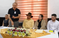 Elección del consejo municipal de salud en Villanueva
