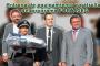 Entrega de equipamiento y patrullas del Programa FORTASEG
