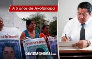 A 5 años de Ayotzinapa